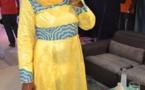 Awa Mbaye en toute élélgance