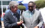 """Inauguration d'Atos Sénégal : """"Le Pdg, Thiery Breton annonce la réfection du lycée Mariama Bâ"""""""