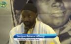 Grandes Conférences du Laylatoul Qadr: Exposé de S. Ababacar Mboup sur la laïcité