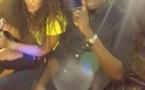 Photos - Le footballeur Mbaye Diagne et sa belle Daba Diouf en Chine