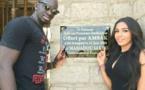 03 Photos - Après Abidjan, Mamadou Sakho inaugure un bâtiment dédié aux personnes handicapées
