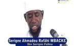 Magals et Journées culturelles : L'étude critique faite par Imam Serigne Rafahi Mbacké
