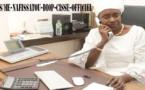 Le message émouvant de la notaire Me Nafissatou Diop Cissé