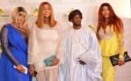 IMAGES - Adja Diallo toute ravissante en compagnie de ses sœurs