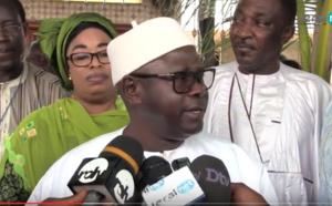 Visite chez le Khalife des mourides : Pape Diop jette un regard critique sur l'actualité politique du Sénégal