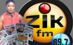 Revue de presse du samedi 27 août 2016- Zik-Fm