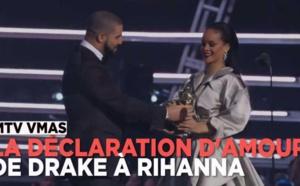 Drake déclare sa flamme à Rihana