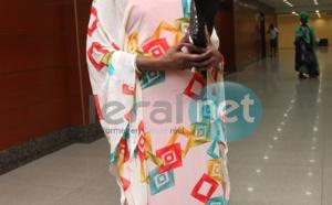 Mariétou Cissokho en toute élégance