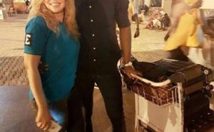 Omaro et son épouse Penda Aïdara