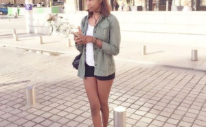 Coubelle Kane, mannequin top model