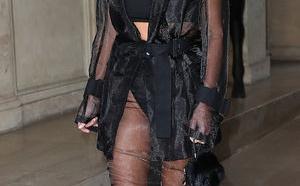 Photo : Kim Kardashian à Paris : vulgarité, quand tu nous tiens...