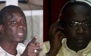 Audio - Voici ce qui a énervé Thione Seck dans la revue de presse de Mamadou Mouhamed Ndiaye