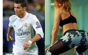 "Cristiano Ronaldo ""fou amoureux"" de la danseuse Lexy Panterra"