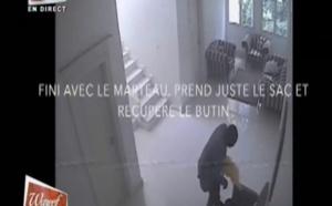 Audio - L'homme récemment filmé en train de cambrioler une maison a été arrêté grâce à une montre qu'elle a offerte à sa copine…