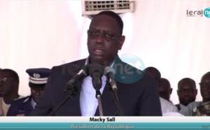 Vidéo : Inauguration de la centrale solaire de Bokhol (Dagana) par Son Excellence Macky Sall