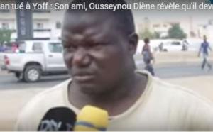 Vidéo : le taximan tué à Yoff devait se marier en novembre