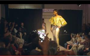 Vidéo: défilé , un événement qui a fait un clin d'œil à la mode africaine