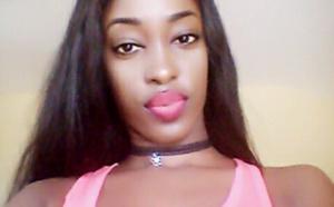 Bineta Ndiaye, étudiante en Transit, toute séduisante