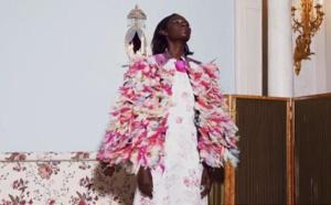 Kiné Diouf, la perle noire des podiums version 5D