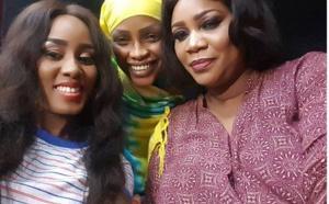 Queen Bizz et Daba Sèye soutiennent leur sœur Mbathio Ndiaye
