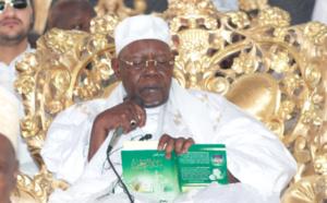 Vidéo-Gamou 2016 :  Abdoul Aziz Sy Al Amine sur l'indiscipline des jeunes Sénégalais…