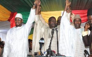 10 photos : le meeting de la rentrée politique de Mamour Diallo à Louga en images