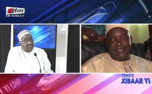 """Vidéo: S.E Seydina Oumar Sy: """"si Adama Barrow était resté en Gambie, il risquait la mort.."""