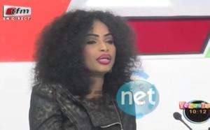 "Vidéo: Après les photos à scandale, Mbathio brise le silence dans Yewouleen ""nattou bou gneuwer nangoul nattou gneuw na"""