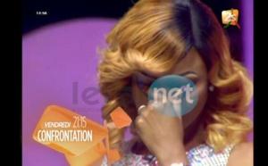 Vidéo: Emouvante Mbathio Ndiaye en larmes. Regardez!