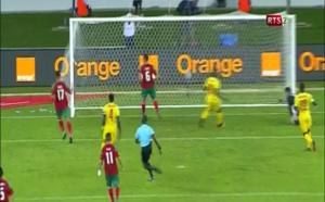 Vidéo - CAN 2017: Le Togo ouvre le score face au Maroc su un contre à la 4ème minute (1-0).