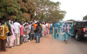 Photos-52e fête de l'indépendance de la Gambie, toute la population derrière Barrow