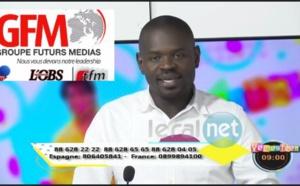 """Vidéo - Incroyable: Pape Cheikh Diallo: """"mon vœu le plus cher, c'est d'être PDG du Groupe Futurs Médias....""""Regardez!!"""