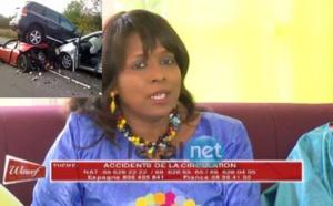"""Vidéo-Me Fatima Sall: """"la plupart des accidents de la route sont causés par l'indiscipline des chauffeurs..."""""""
