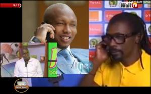 """Vidéo : Tidiane Gomis sur les propos d' El Hadji Diouf à Aliou Cissé : """"Diouf a parfaitement raison.... il est en train de faire comme Alain Giresse"""""""