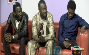 """Vidéo - La question gênante de Bijou Ndiaye aux acteurs  Pod et Marichou: """"après le tournage vous rentrez directement chez vous ou bien vous..."""""""
