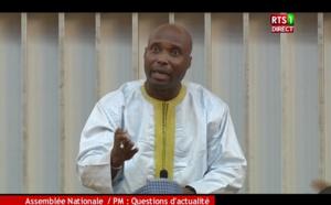 """Vidéo : Barthélémy Dias interrompt le PM et sème la zizanie à l'Assemblée nationale... """"ne  jugez pas le maire de Dakar, ici ce n'est pas un tribunal"""""""