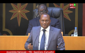 """Abdou Ndéné Sall : """"les accidents de la route nous privent de 2% de croissance"""""""