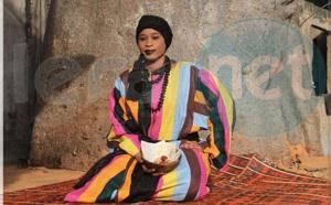 Photos- Aida Samb en mode Yaye Fall en quelques clichés!!!