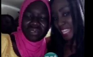 Vidéo- une fan non voyante pleure à chaudes larmes en rencontrant Queen Biz, regardez!!