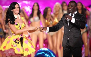 Photo- Katy Perry et Akon