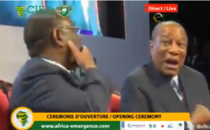 Vidéo: Les pays africains soumis à l'Europe: Comment le Président Alpha Conde a foudroyé son homologue Ouattara