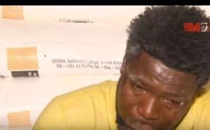 Vidéo: Triste, parlant de sa maman, Bébé Saloum pleure et fait pleurer tout le monde.