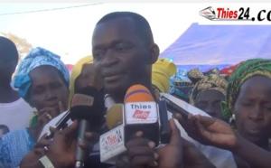 Visite de Gackou dans son fief, le ministre Alioune Sarr ironise