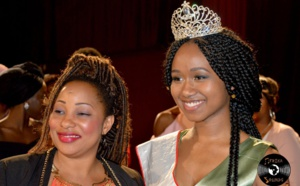 5 photos : Aisha Barry MISS WEST AFRICA BELGIUM 2017