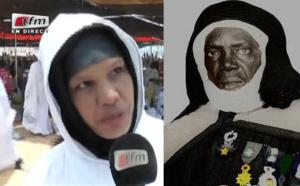 Vidéo: Mariama Diagne, une Francaise devenue musulmane grâce à Seydina Limamou Laye...