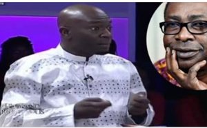 "Vidéo – Tounkara tacle sévèrement Youssou Ndour: ""On ne l'a pas vu..."""