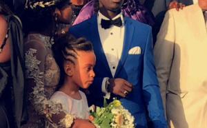 Le rappeur Nix s'est marié samedi