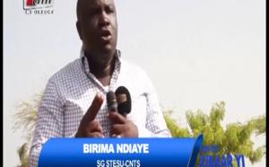 """Vidéo: Birima Ndiaye de la Tfm clashe sévèrement les étudiants de l'UGB et les traite de """"fumeurs de yamba..."""""""