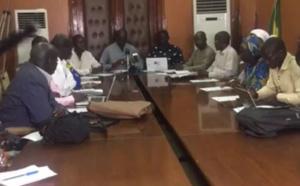 """Suivez la conférence de presse de la coalition """"Initiative 2017"""" qui soutient le maire Khalifa Sall en direct sur Leral.net"""