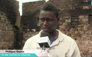 Incendie de Grand Yoff : Philippe Gomis, une des victimes, raconte le drame